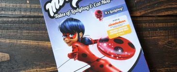 Miraculous: Tales of Ladybug & Cat Noir: It's Ladybug! is now on DVD – Win a Copy!