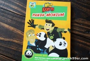 Wild Kratts Panda-monium Teaches Kids More About Giant Pandas