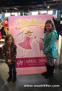 pinkalicious the musical review