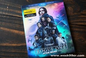 Rogue One is Now Available on Blu-Ray and Digital HD #rogueone