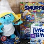 Smurfs: The Lost Village and Little Bites Join Together for Spring Fun!