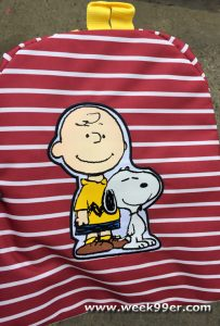 Hanna Andersen Peanuts Backpack