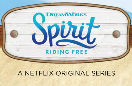Take a First Look at DreamWorks Spirit Riding Free + Activity Sheets