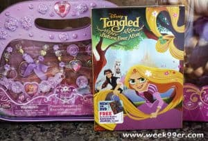 Fun New Toys for Tangled Before Ever After's DVD Release + New Clips!
