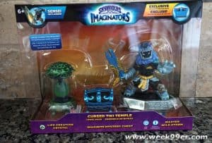 Skylanders Imaginators Cursed Tiki Temple