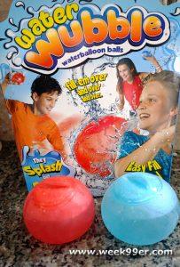 water wubble review