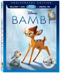 Bambi Signature Collection Bluray Combo