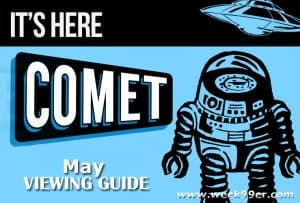 May Comet TV Viewing Guide with Ray Harryhausen Marathon! #CometTV