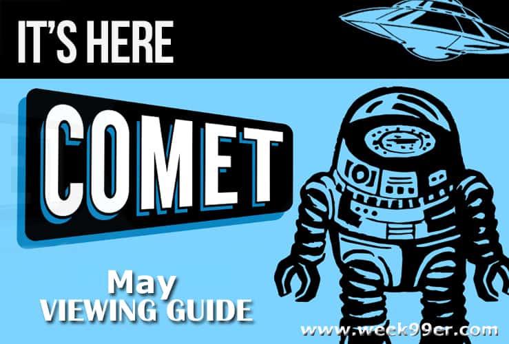 COMET TV May viewing schedule