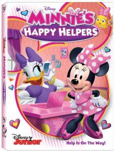 Minnie's Happy Helpers Box Art