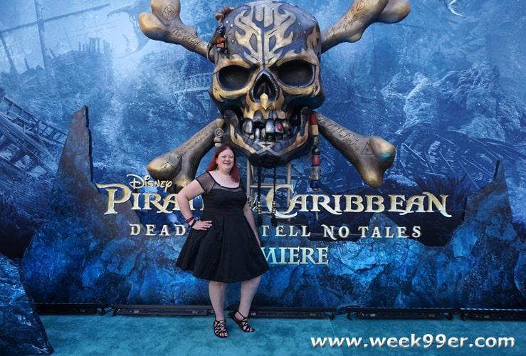 Pirates of the Caribbea: Dead Men Tell No Tales LA Premiere