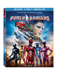 Power Rangers movie release date