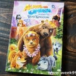Alpha and Omega Journey to Bear Kingdom now on DVD + Activity Sheets