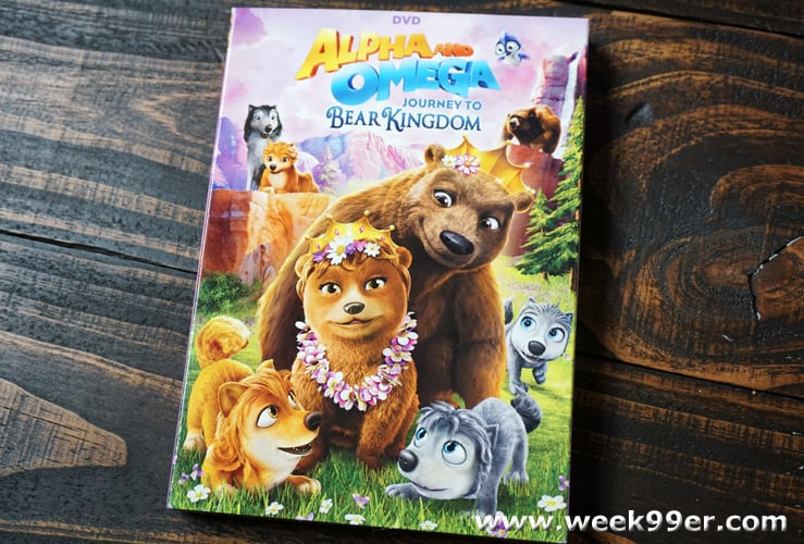alpha and omega journey to bear kindom review