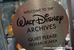 A Look Inside the Walt Disney Archives and the History of Disneyland #PiratesLifeEvent #PiratesoftheCaribbean