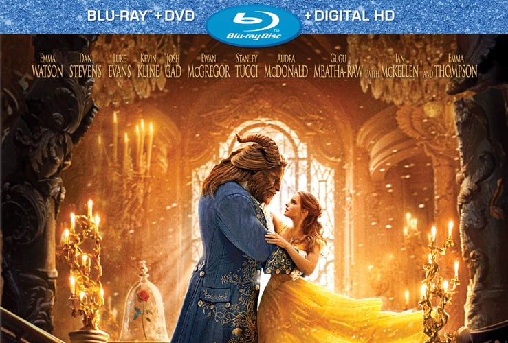 beauty and the beast dvd release