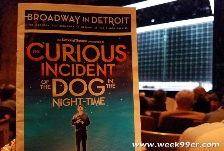 curious incident of the dog in the night-time review