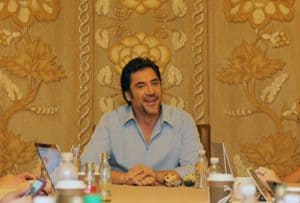 Javier Bardem Interview Pirates of the Caribbean