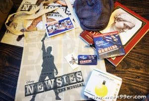 Experience Newsies the Musical at Home! #siezetheday2017