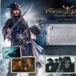 Make Your Own Spyglass and More with these Pirates of the Caribbean Activity Sheets! #PiratesLifeEvent #PiratesOfTheCaribbean