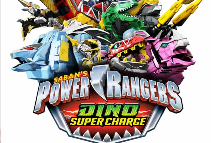 power rangers dino charge complete season