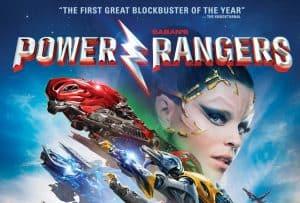 Power Rangers Morphs to DVD in June