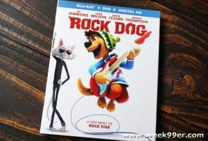 Rock Dog Comes Home With More Music and Extras