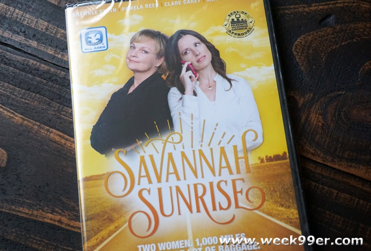 savanah sunrise dvd release