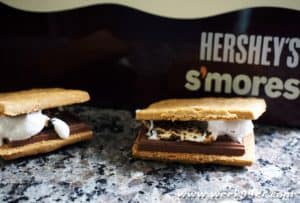 Never Forget the Ingredients for Your Next Bonfire with the Hershey's Smores Caddy