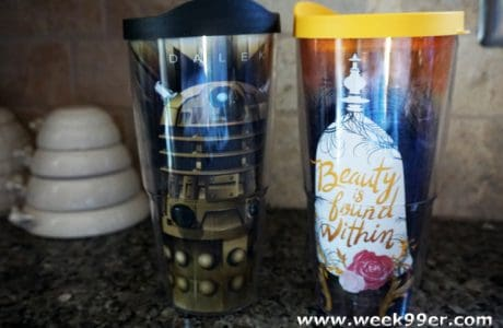 Show Your Fandom Love with Tervis Tumblers #fandomfriday