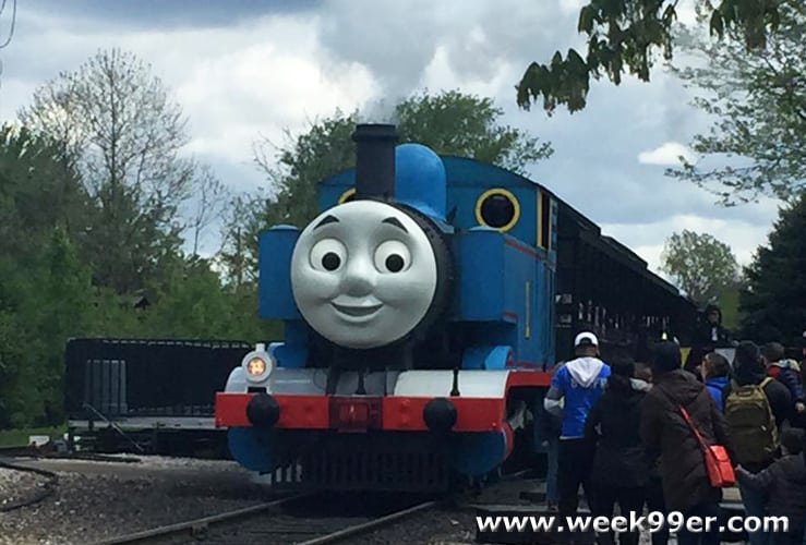 thomas the train live review