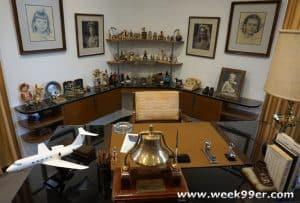 Inside the Office of the Creative Genius Walt Disney #BambiBluray