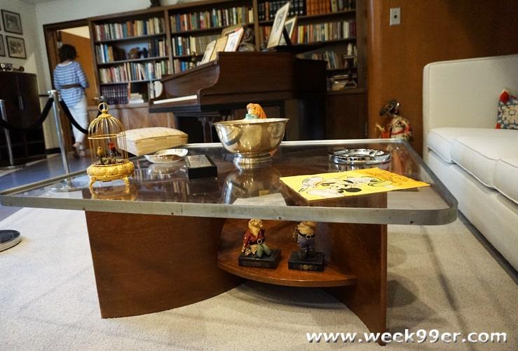 Walt Disney's Office