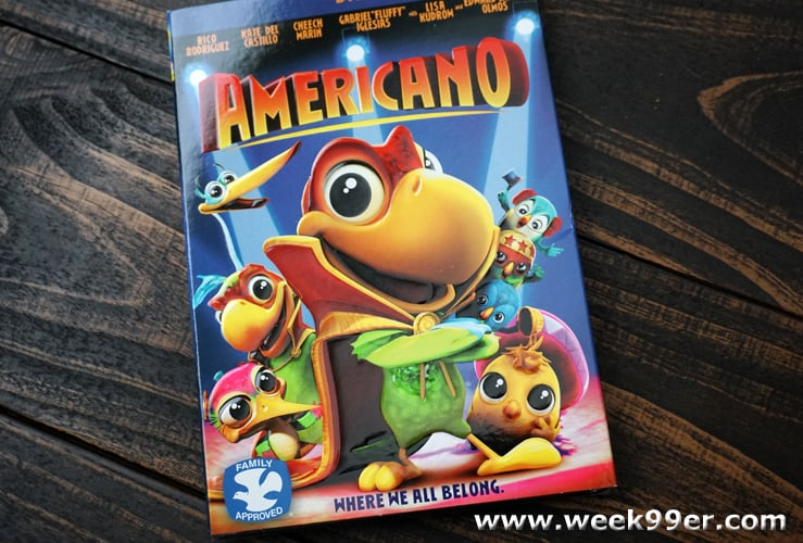 Americano DVD Review