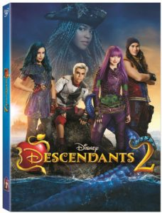 disney decendants 2 home release