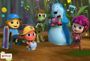 Meet the Beat Bugs! An All New Show on Netflix!