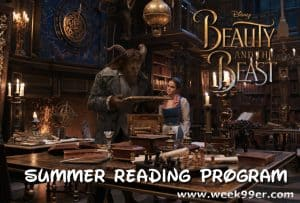 Encourage Reading this Summer with Disney's Beauty and the Beast Summer Reading Program #Beourguest #BATBUnderthestars #BeautyandtheBeast