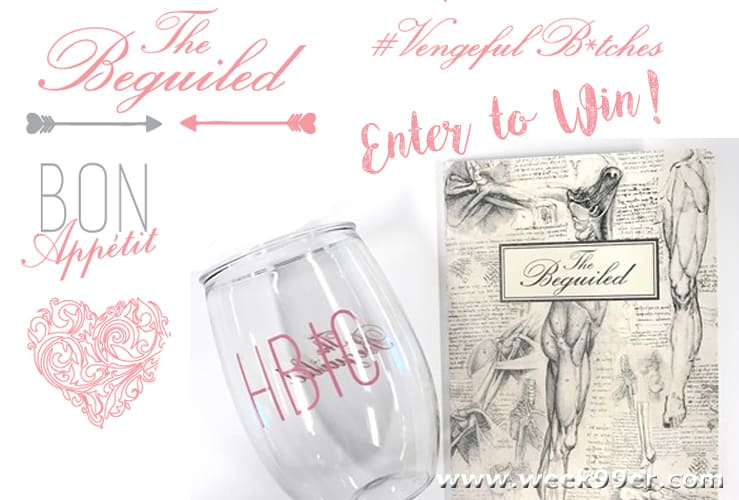 the beguiled giveaway