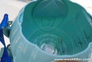 Cinderella carriage planter diy