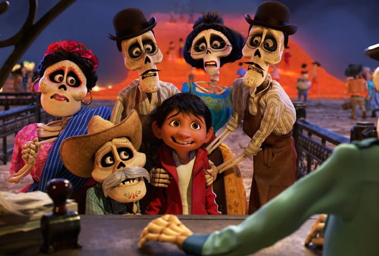 Coco Brings Dia de los Muertos to Life With a Focus On Family and the Real Meaning of the Holiday #coco #pixarcoco