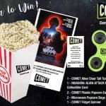 Alien Attack Movie Marathon + Comet TV Giveaway #COMETTV