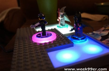 Build, Play and More with LEGO Dimensions