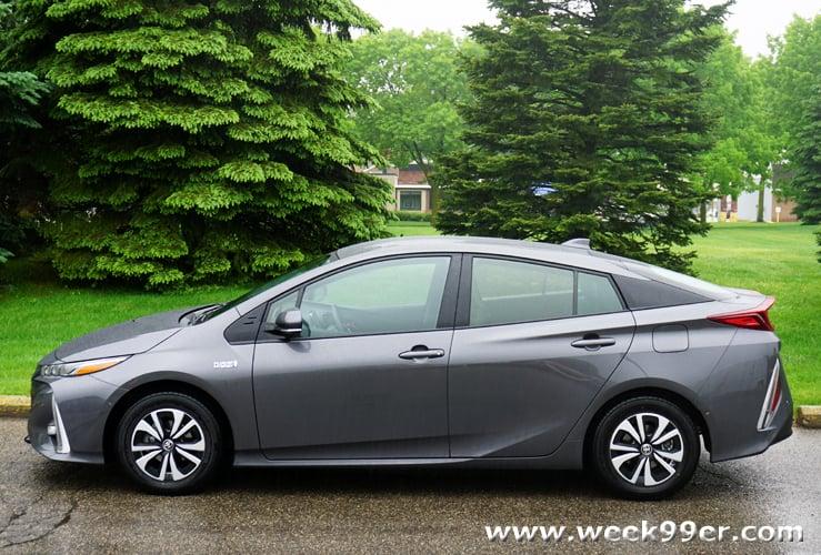 2017 Prius Prime Review