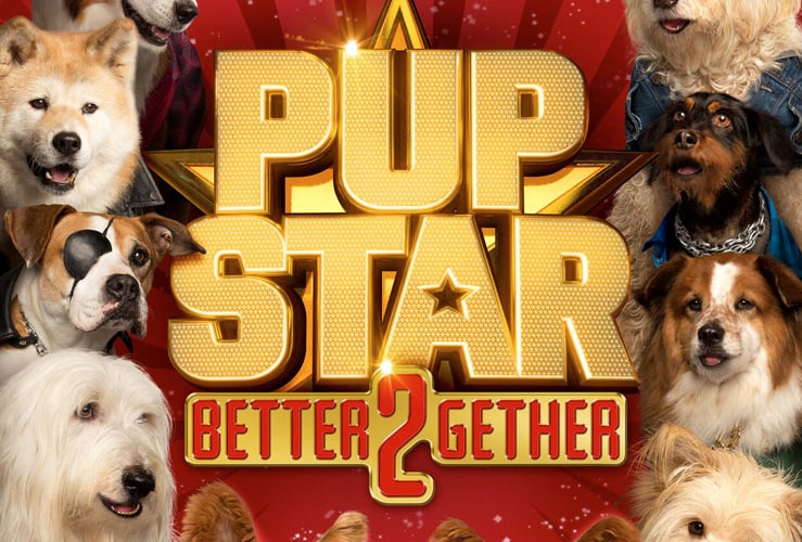 Pup Star: Better 2Gether is Coming to Digital in August #Pupstarmovie @airbud
