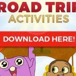 Free Summer Road Trip Activities from DreamWorks