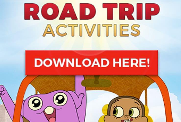 summer road trip activities