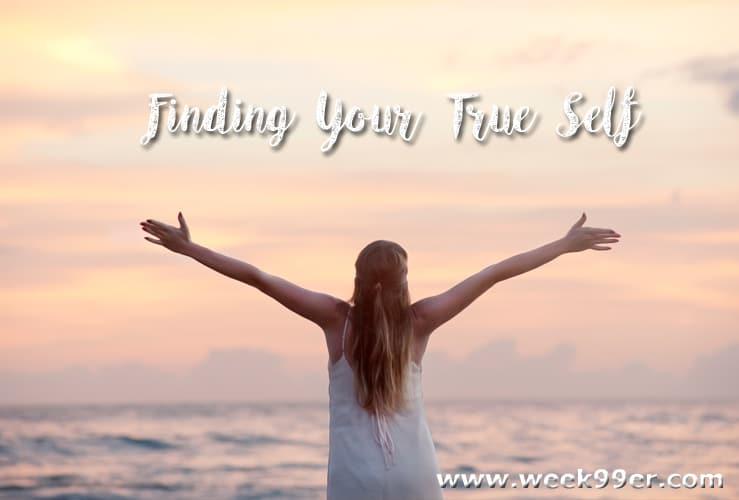 Finding Your True Self #Behindtheblogger