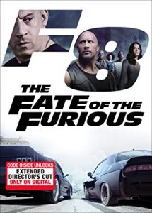 Fate of the Furious DVD Release