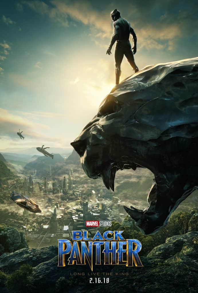 Black Panther Preview