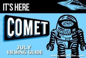 Godzilla has Taken Over Comet TV in July! #CometTV